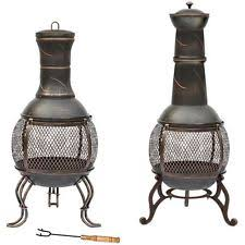 Garden Chiminea Sale Garden Chiminea Ebay