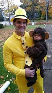 Curious George Costume Diy Halloween Costumes Curious George U0026 The Man With The Yellow