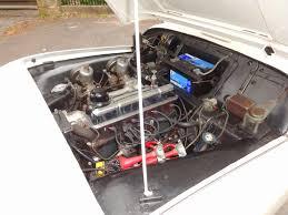 used triumph tr3 convertible in glasgow lanarkshire scottish
