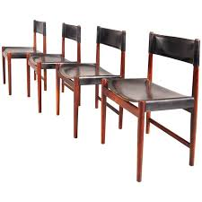 Set Of Four Dining Chairs Dining Chairs Galerie Gaudium