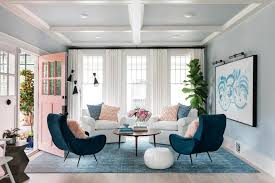 using the color pink in home decor modern on monticello