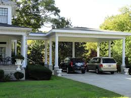 3 Car Detached Garage Plans by Luv This Carport Garden And Outdoor Spaces Pinterest Car