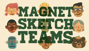 accepting applications for magnet sketch teams