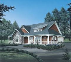 Country Style Home Plans With Wrap Around Porches 203 Best House Plans Images On Pinterest Architecture Country