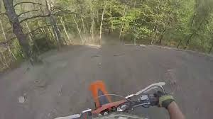 ktm 250 xcf hill climb youtube