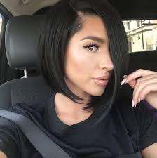 medium haircut black hair 2017