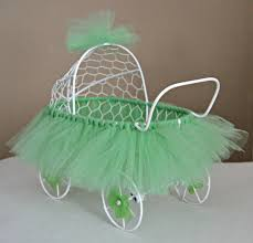 baby carriage centerpieces for baby shower baby shower decoration