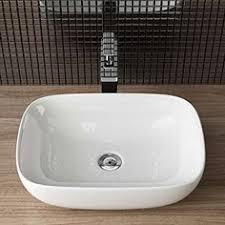 design aufsatzwaschbecken divero designbecken marmor naturstein aufsatz waschbecken palermo