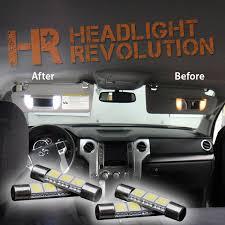 2007 toyota tundra fog light bulb size 2007 2018 toyota tundra led vanity light bulbs upgrade headlight
