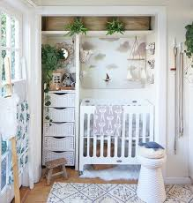 Alma Bloom Mini Crib Tiny House Nursery The Details The Tiny Canal Cottage