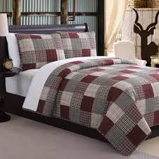 ridgecrest ii fawn 3 quilt set on sale free shipping