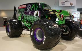 monster truck toys grave digger 2015 sema show highlights autonxt