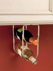 Under Cabinet Wine Racks Product Reviews Rev A Shelf U0027s Under Cabinet Wine Rack Organizer