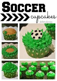 best 25 soccer cupcakes ideas on pinterest football cake
