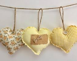 Home Decor Gift Items Decorative Hearts Etsy