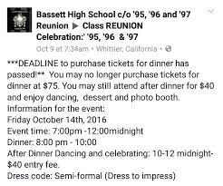 bassett high c o u002795 u002796 and u002797 reunion home facebook