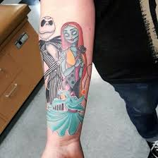 32 best nightmare before christmas tattoo images on pinterest