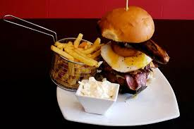 Big headed burger Picture of Angus Grill Steak House Portsmouth