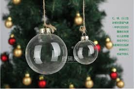 aliexpress buy dia3cm clear glass balls tree