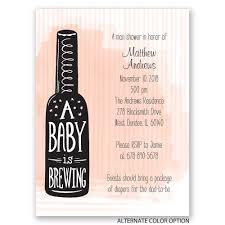 a baby is brewing baby shower invitation u2013 frenchkitten net