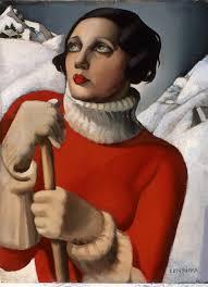 Tamara De Lempicka Art by Art Déco Gli Anni Ruggenti In Italia Mostra Musei San Domenico