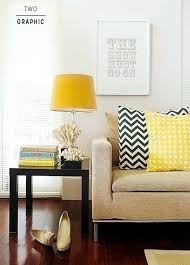 yellow decor ideas seven creative ideas to decorate with yellow bright bazaar by