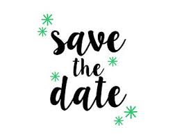 save the date save the date svg etsy