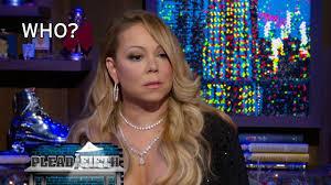 Big Boobs Meme - mariah carey shows off her huge cleavage in boob baring dress as