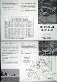 Island Beach State Park Map by Historical New Jersey State Forest U0026 Park Maps