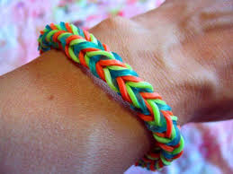 looms bracelet instructions images How to make rubber band bracelets without the loom feltmagnet jpg