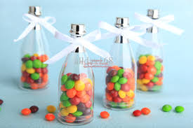 Baby Shower Bottle Favors Wedding Favors Champagne Bottle Candy Box Gift Box Decorative