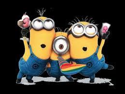 minions sing happy birthday humor