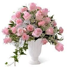 fds flowers ftd deepest sympathy flowers arrangement 4554x florist delivery