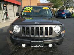 jeep patriot 2017 silver used 2015 jeep patriot sport in lansing