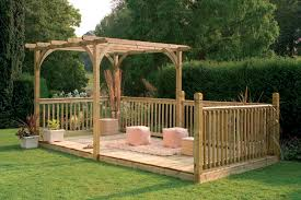 Patio Fence Ideas Patio Ideas Patio Deck Kits With Wooden Pattern Fence And Wooden