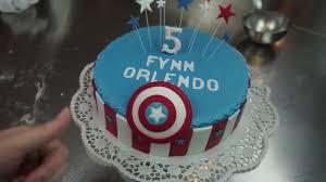 captain america cakes captain america cake tutorial easy beginnerfriendly captain
