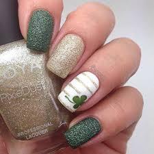 amazing st patrick u0027s day nail designs