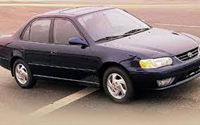 toyota corolla 2001 s mt then and now 1998 2014 toyota corolla