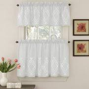 Pictures Of Kitchen Curtains by Swag Curtains