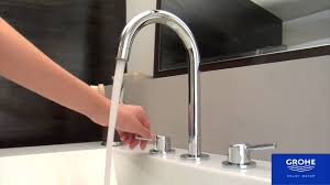 Grohe Kitchen Faucet Installation Grohe Concetto Product Video Youtube