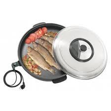 poele electrique cuisine poêle multifonction de ø 55 cm