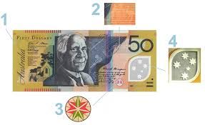 rba banknotes counterfeit detection guide