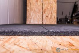 Laminate Flooring Thickness Rubber Tile 100 100 Cm Thickness 20 Mm Standard U2013 Bear Fitness