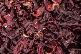 dried hibiscus flowers photo 1517 11 dried hibiscus flowers in spice section in souq