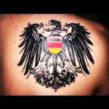 one year of design german eagle day 17 illustration
