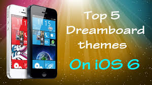 Best Dreamboard Themes For Iphone 6 | top 5 dreamboard themes ios 6 2013 youtube