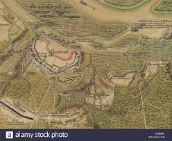 Savannah Map The American Revolution Siege Of Savannah Manuscript Map 1779