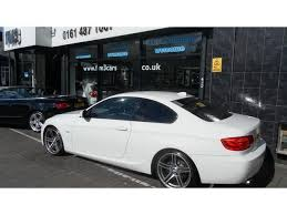 bmw m sport coupe used bmw 3 series 2011 diesel 320d m sport coupe white with car