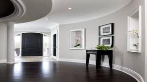 interior dark wood floors with grey walls for greatest dark wood