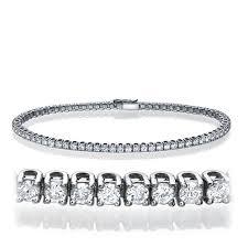 tennis bracelet diamonds images 3 carat round diamond tennis bracelet jordan river diamonds jpeg